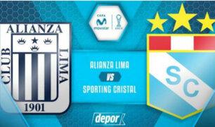 Cristal derrota por 2 a 0 a Alianza por el Torneo de Verano 2018