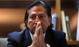 Alejandro Toledo se quiebra y asegura que nunca recibió dinero de Barata ni de Maiman