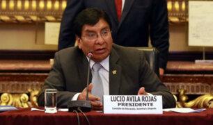 Congresista Lucio Ávila renunció a Fuerza Popular y se suma al bloque de Kenji
