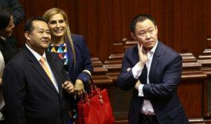 Bloque liderado por Kenji Fujimori participaría en las elecciones presidenciales del 2021