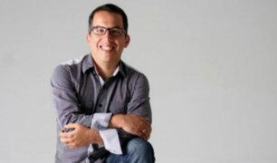 """Omar Ruíz sobre Daniel Peredo: """"Era muy feliz con lo que hacía"""""""