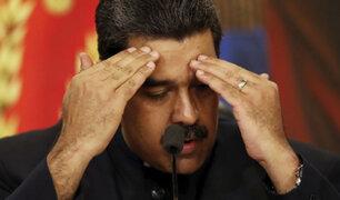 Venezuela: Parlamento aprueba juicio contra Maduro por corrupción