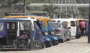 Mototaxistas invaden la Costa Verde pese a prohibición