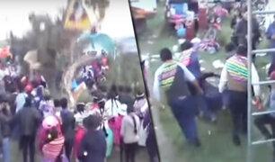 Piura: hombre muere aplastado por árbol en una yunza
