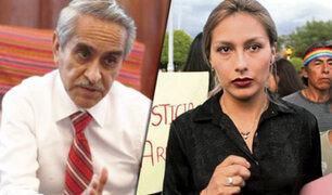 Duberlí Rodríguez se pronuncia sobre caso de Arlette Contreras