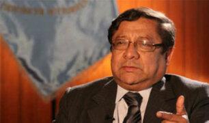 Orlando Velásquez es el nuevo presidente del CNM