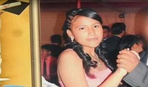 Jicamarca: familiares de menor violada y asesinada exigen justicia