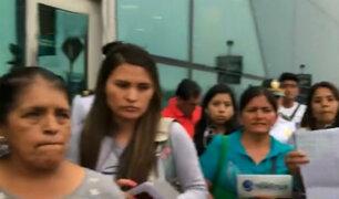 Aeropuerto Jorge Chávez: denuncian retraso en vuelos de la aerolínea LAW