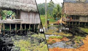 Loreto: se confirma nuevo derrame de petróleo en el Lote 192