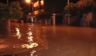Ayacucho: Huanta quedó completamente inundada por lluvia torrencial