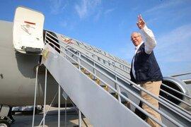 Oficializan permiso de viaje de presidente Kuczynski a Colombia y Chile