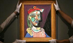 Londres: subastan enigmática obra de Pablo Picasso
