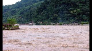Oxapampa: casas y cultivos resultaron afectados tras desborde de río
