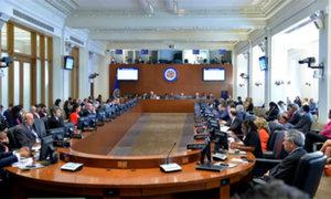 OEA exhorta a Nicolás Maduro a cancelar comicios presidenciales de abril