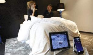 Crean el primer colchón inteligente para detectar la infidelidad