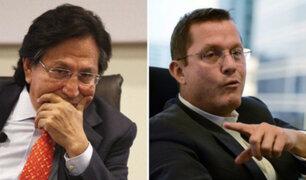 Josef Maiman confirmó y dio detalles de la reunión entre Toledo y Barata