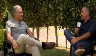 Teledeportes: este domingo Omar Somocurcio entrevistará a Juan Carlos Oblitas