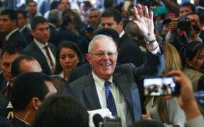 GFK: El 55% de los peruanos cree que PPK debe ser vacado