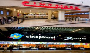 ¿Quién supervisará los alimentos que ingresarán a los cines?