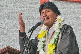 Evo Morales: Estamos cerca de volver al Pacífico con soberanía