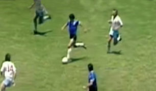 Los cinco mejores goles de argentina en la historia de los mundiales