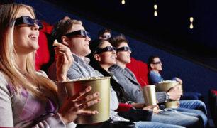 Salas de cine permitirán el ingreso de alimentos