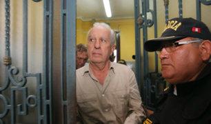 Caso Odebercht: PJ rechaza cese de prisión preventiva contra exdirectivo de Graña y Montero