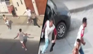San Martín de Porres: un muerto y cuatro heridos dejó balacera entre barristas