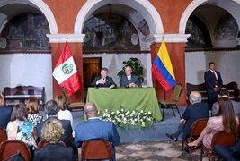 IV Gabinete Binacional Perú-Colombia se inició hoy en Cartagena