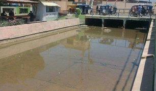 Piura: Habitantes de Paita denuncian que viven en medio del desagüe