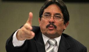 Comisión Lava Jato: Enrique Cornejo nombró a Edwin Luyo como funcionario del MTC