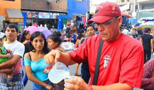La Victoria: municipio asegura que no entregará stands con mercadería a venezolanos