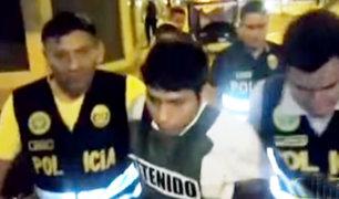 Tumbes: capturan a presunto sicario involucrado en tres muertes