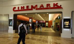 """Representante legal de Cinemark: """"Se está evaluando incrementar precio de entradas"""""""