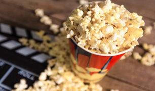 La canchita y el cine, un romance que tiene larga data