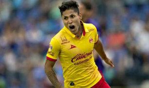 Raúl Ruidíaz integra el 11 ideal de la jornada 14 de la Liga MX