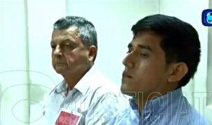 PJ emite sentencia contra asesino de José Yactayo