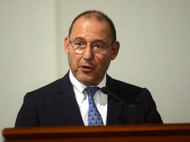 José Chlimper: audiencia fue suspendida por acusación contra juez Zuñiga
