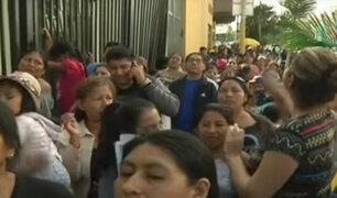 Breña: Hospital del Niño implementó nuevo sistema de citas
