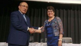 Ministro  Vexler  pide la  renuncia de la jefa de la Sunedu