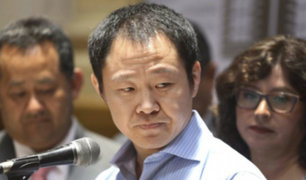 Congreso ratifica suspensión de Kenji Fujimori, Bocángel y Ramírez