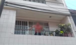 Ate: delincuentes armados secuestran a propietarios en su propia vivienda