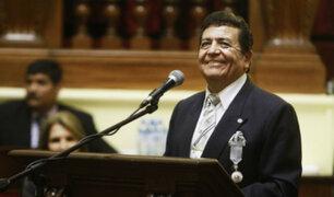 Aprueban proyecto de ley que otorgaría pensión de gracia a Antonio Zañartu