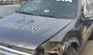 Independencia: Policía en estado de ebriedad que atropelló a mujer es investigado