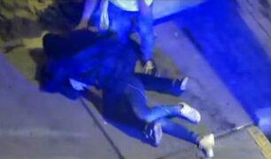 Huaraz: jóvenes intentan violar a mujer en plena calle