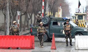 Afganistán: 1 muerto y 4 heridos deja ataque contra tropas de la OTAN