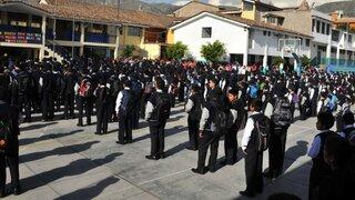 Defensoría exige que se reanuden las clases de inmediato en Arequipa