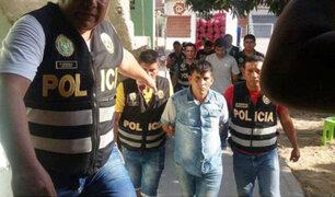 """Inpe informa sobre liberación de integrantes de banda """"Los norteños y guarayos"""""""