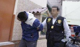 SMP: policía captura a 'Los Ingenieros del Norte'