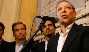 Frente Amplio presentará moción de vacancia presidencial la próxima semana